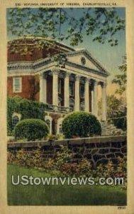 Rotunda University Of Virginia - Charlottesville