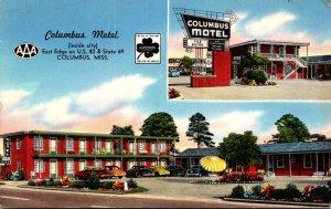 Mississippi Columbus The Columbus Motel
