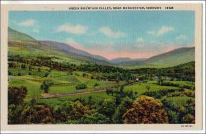 Green Mt Valley, Manchester VT