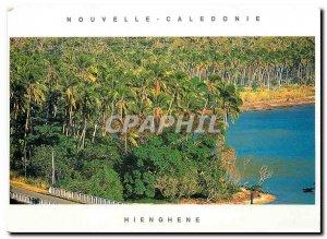 Postcard Modern New Caledonia Hienghene East Coast