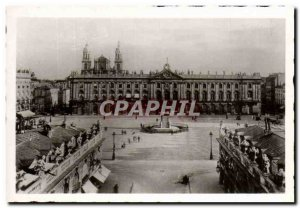 Modern Postcard Nancy Place Stanislas