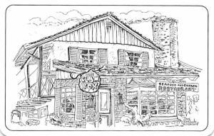Clam Box Restaurant - Carmel, California