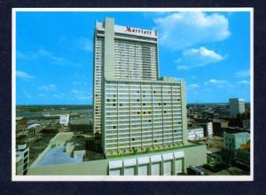 LA View Marriott Hotel Motel NEW ORLEANS LOUISIANA PC