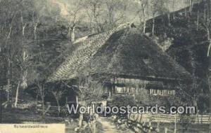 Schwarzwaldhaus Germany, Deutschland Postcard  Schwarzwaldhaus