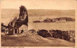 England Plymouth from Mount Edgcumbe 1930s
