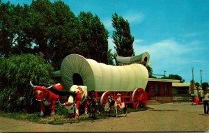 Nebraska Kearney The Covered Wagon