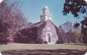 John Rogers Hegeman Chapel, Stony Brook School, LONG ISLAND, New York, 40-60's