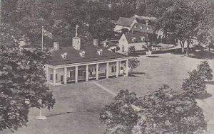 Virginia Mount Vernon Aero View Of Home Of George Washington Albertype