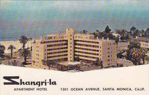 Shangri La Santa Monicas Finest Apartment Hotel Santa Monica California