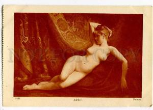 257268 Zachi NUDE Female Slave HAREM by DUMAS Vintage SALON PC