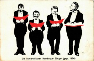 CPA AK Gruss aus Hamburg GERMANY (897820)