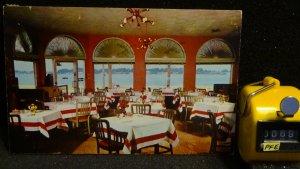 STD Chimes Restaurant St. Augustine Florida Posted 1979 Gainesville Florida