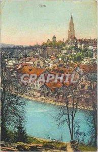 Old Postcard Bern