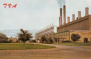 STEVENSON , Alabama , 1950-60s ; Widow's Creek Steam Plant