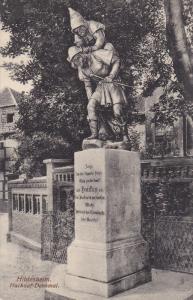 Hildesheim , Germany , 00-10s ; Huckauf-Denkmal