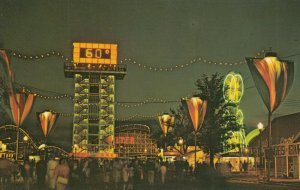 TORONTO , Ontario, Canada, 40-60s; Midway at CNE