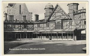 Berkshire; Horseshoe Cloisters, Windsor Castle PPC By TVAP, Unposted, c 1910's