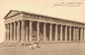 Greece Temple de Thésée 02.78