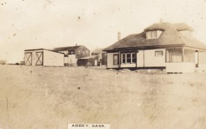 RP: ABBEY , Saskatchean , Canada , 1916