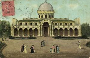 Marseille CPA exposition 1906 Palais de Madagascar (132327)