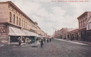 IONLA , Michigan, PU-1908 ; Main Street