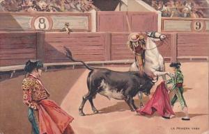 Bull Fight La Primera Vara