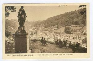 Vue Generale, Prise De La Vierge, Plombières-les-Bains (Vosges), France, 190...