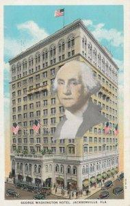 JACKSONVILLE , Florida, 1910s ;  George Washington Hotel