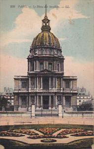 PARIS, France, 1900-1910's; Le Dome Des Invalides