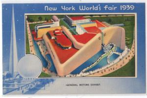 1939 NY Worlds Fair, General Motors Bldg