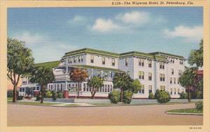 Florida Saint Petersburg The Wigwam Hotel