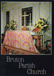 Virginia Williamsburg The Bruton Parish Church