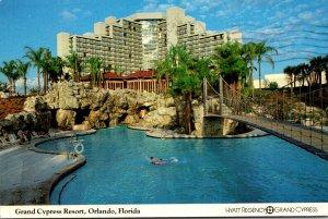 Florida Orlando Grand Cypress Resort 1986