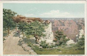 GRAND CANYON , Arizona; 1900-10s  ; Hotel El Tovar ; Fred Harvey