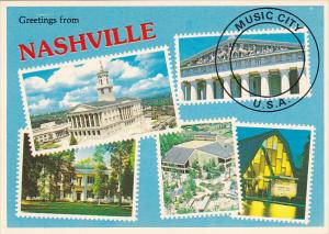 Greetings From Nashville Tennessee