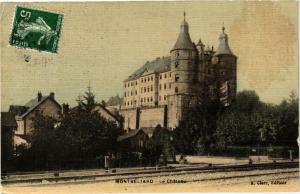 CPA MONTBÉLIARD - Le Chateau (183080)