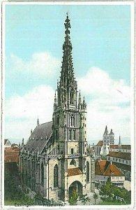 25642 - Ansichtskarten VINTAGE POSTCARD - Deutschland GERMANY - Esslingen