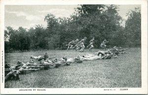 Vtg Carte Postale WWI Faire Progresser Par Escadrons - Neuf Sacket & Wilhelms