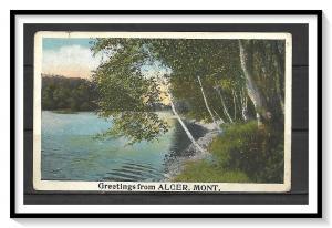 Montana, Alger - Greetings - [MT-004]