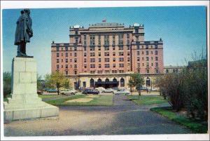 Canada - NS, Halifax Harbour. Nova Scotian Hotel