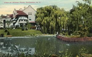 NY - Rochester, Willow Pond