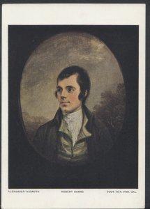 Artist Postcard - Alexander Nasmyth - Robert Burns    RR2739