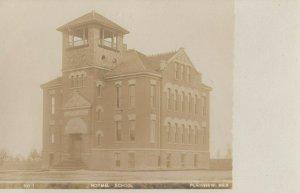 RP: PLANVIEW , Nebraska, 1900-10s ; Normal School