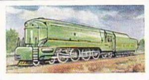 Mornings Foods Trade Card World Locomotives No 22 South Australian Railways 4...