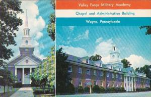 Valley Forge Military Academy Chapel And Administration Building Wayne Pennsy...