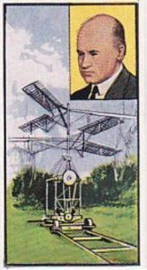 Sunblest Tea Trade Card Inventions & Discoveries 1960 No 24 First Helicopter