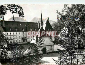 Postcard Modern Monastery of the Grande Chartreuse (isere) 28 fa?ade of the m...