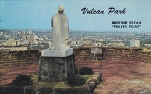 Brother Bryan statue, Vulcan Park, Birmingham, Alabama, 1940-60s