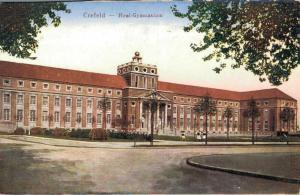 Germany Crefeld Real Gymnasium Krefeld 02.60