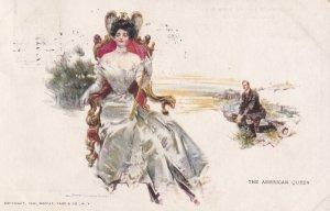 1900-1910's; The American Queen